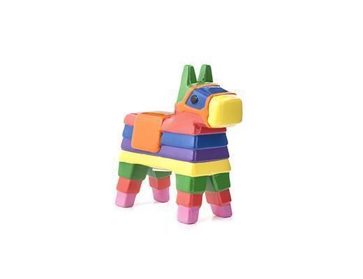 Alcancía en forma de Piñata