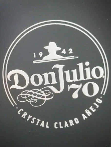 Tequila Don Julio 70 Anejo Cristalino 700 Ml Nuevos Productos