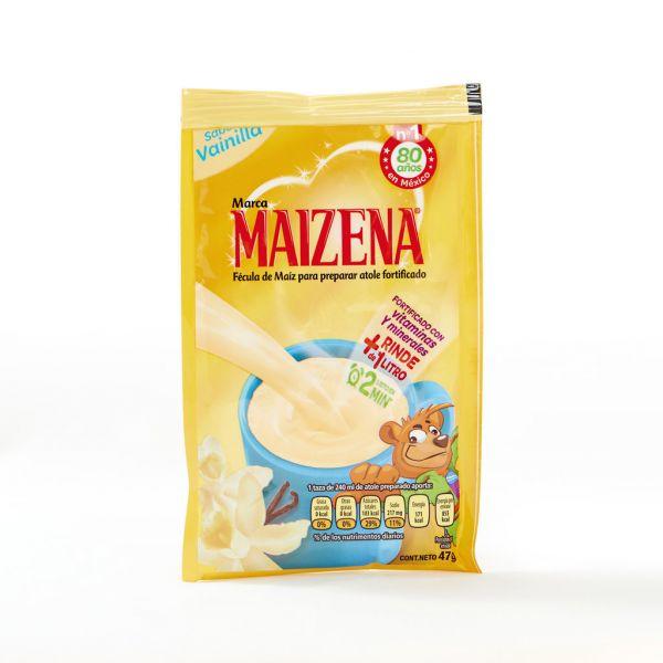 Maizena Atole-Pulver, Vanille-Geschmack, 47 g
