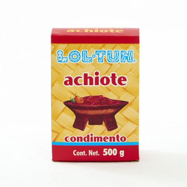 Lol-Tun Achiote-Paste, 500 g