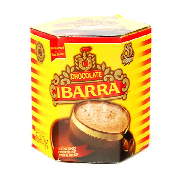 Chocolate Ibarra Trinkschokolade, 540 g