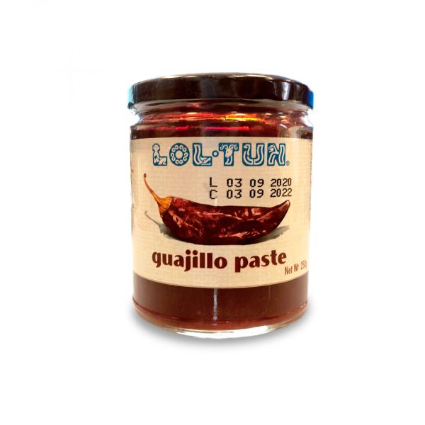 Guajillo-Chili Paste, 250 g, Lol Tun