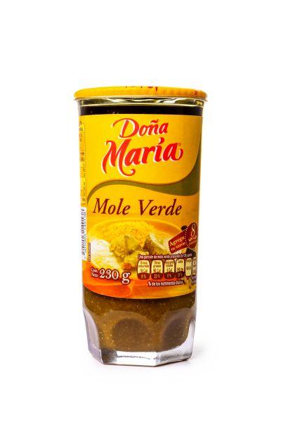 Doña María Mole Verde, 230 g
