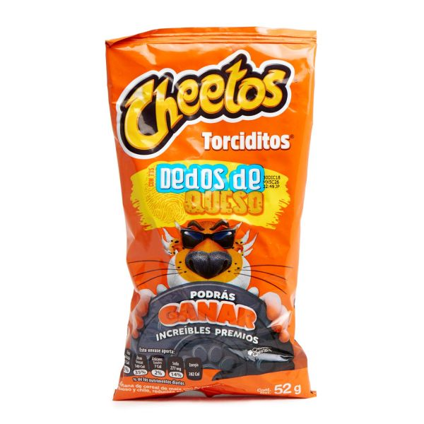 Cheetos Torciditos, 52 g