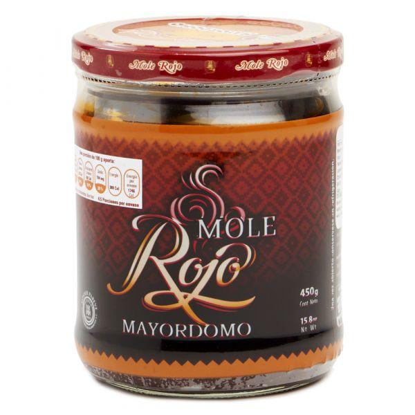 Mole Rojo Mayordomo, 450 g