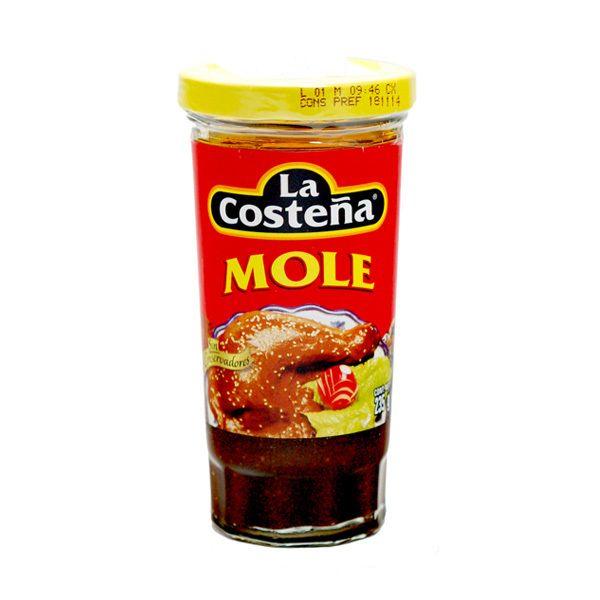 La Costeña Mole Gewürzpaste, 235 g
