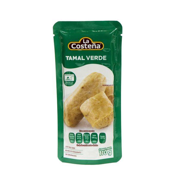 Tamal Mexicano Verde, La Costeña, 110 g