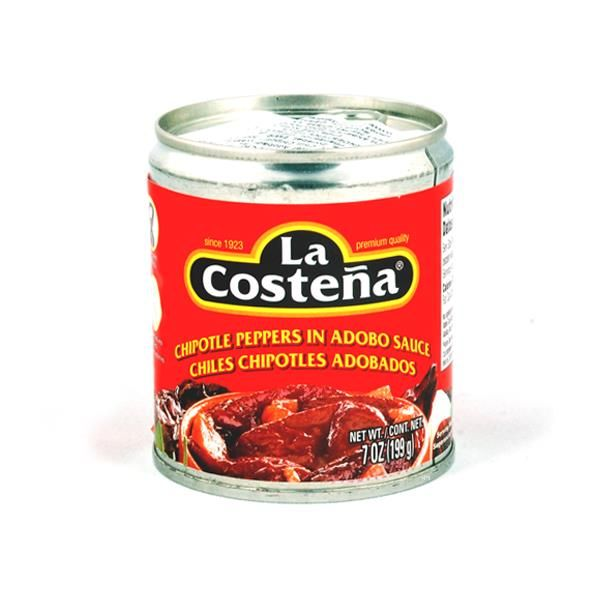 La Costeña Chile Chipotle, 220 g