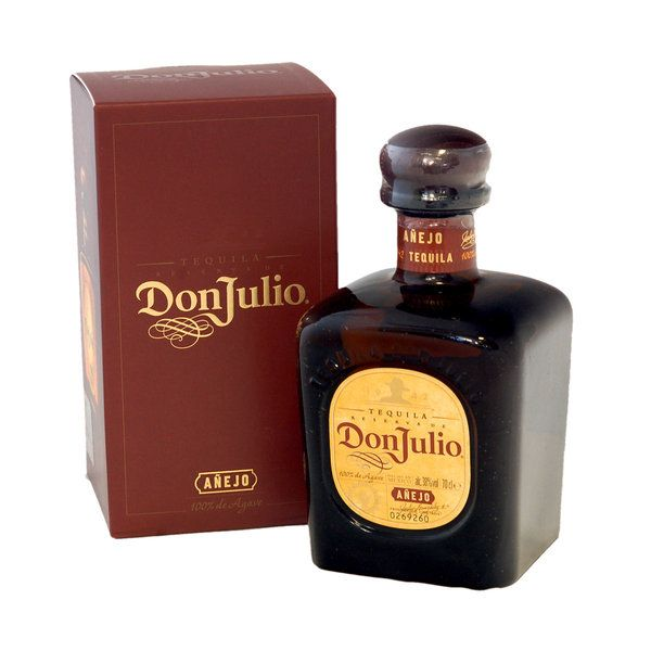 Tequila Don Julio Añejo, 700 ml