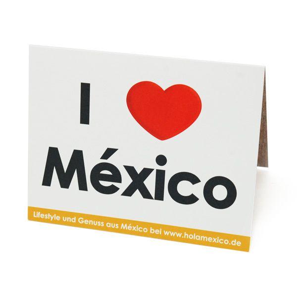 Hola México Geschenk-Gutschein, 50 €