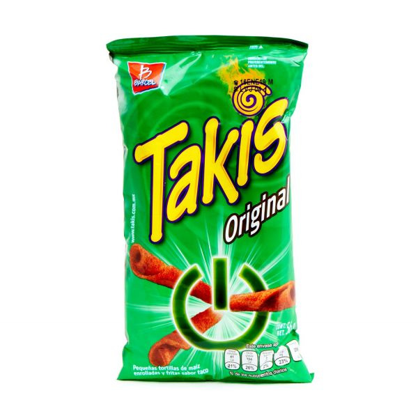 TAKIS Original, Mexikanische Chips, 56 g