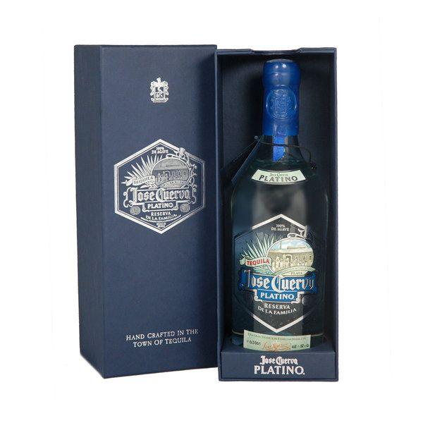 Tequila Cuervo Platino Reserva de la Familia, 700 ml
