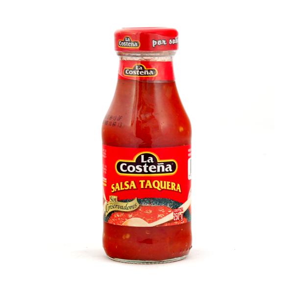 La Costeña Salsa Taquera, 250 g