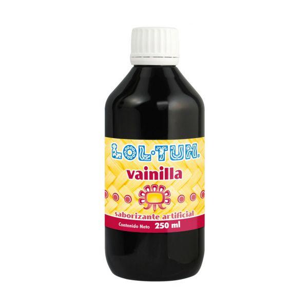 Lol-Tun Saborizante de Vainilla, 250 ml