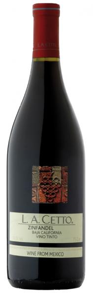 L.A. CETTO Zinfandel 2016 - Mexikanischer Rotwein