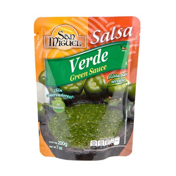 Salsa Verde San Miguel, 200 g