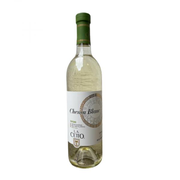 L.A. CETTO Chenin Blanc 2018, 750 ml