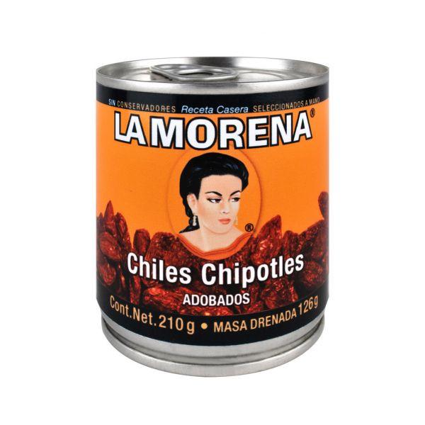 Chile Chipotle, La Morena, 200 g