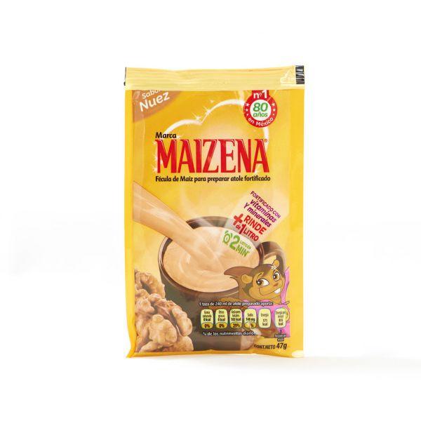 Maizena Atole-Pulver, Nuss-Geschmack, 47 g