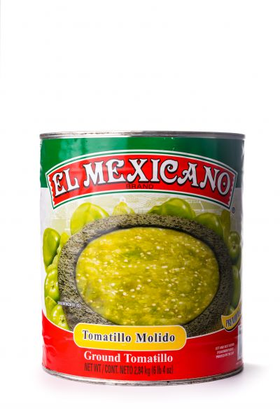Tomatillo Crushed, 2800g