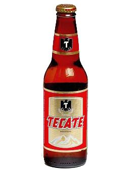 Tecate Bier, hell, 325 ml; 4,5% Vol.