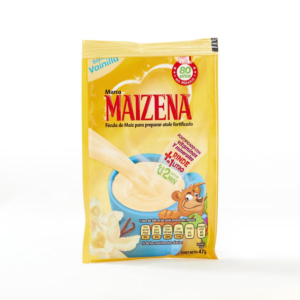 Maizena Atole-Pulver, Vanille-Geschmack, 47 g   Alkoholfreies aus ...
