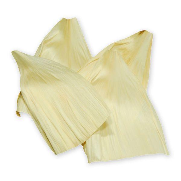 Maisblätter (Hojas para Tamales), 240 g ca. 80 Blätter