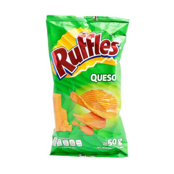 Ruffles Mexikanische Chips mit Käse-Geschmack, 55 g