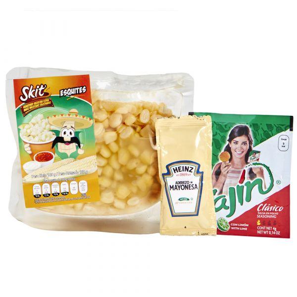 SKIT's (gekochte Maiskörner), 185 g