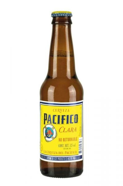 Pacifico Bier Hell, 4,5% vol, 355 ml