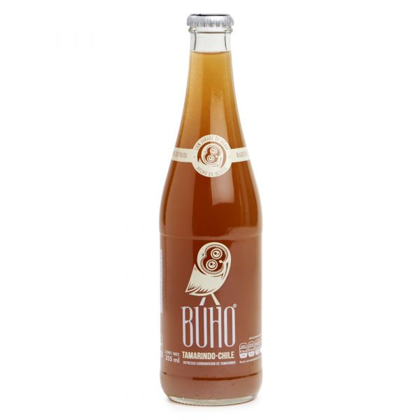 Buho Tamarindo-Chili-Limonade, 355 ml
