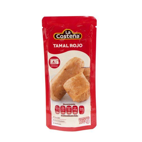 Tamal Mexicano Rojo, La Costeña, 110 g