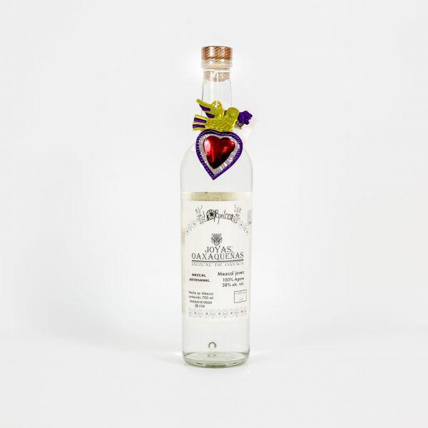 """Panchita la Peligrosa"" Joyas Oaxaquenas, Mezcal ohne Wurm 700 ml - Joven"