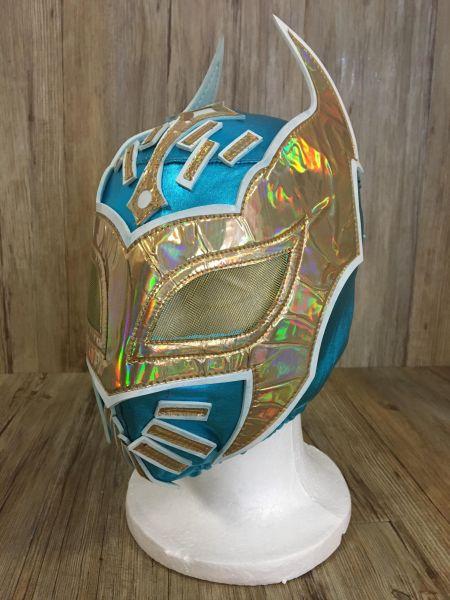 """Wrestling-Maske im Stil von Luchador """"Sin Cara"""""""