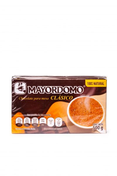 Chocolate Mayordomo Trinkschokolade, 500 g