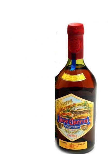 Tequila Cuervo Reserva de la Familia - Edition 2013 von Carlos Aguirre, 700 ml