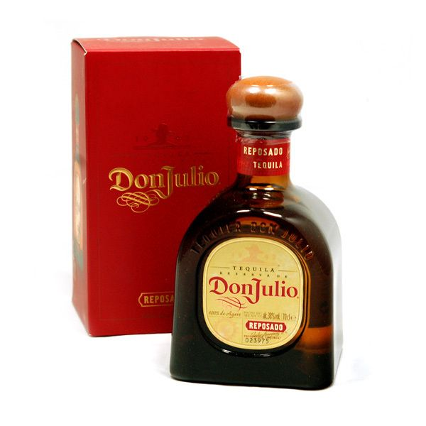Tequila Don Julio Reposado, 700 ml