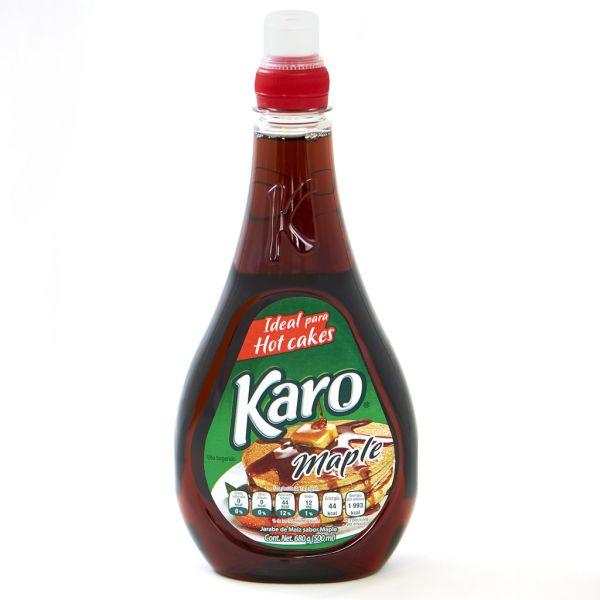 Karo Pancake-Sirup, 680ml (MHD 08.09.18)