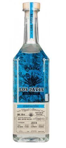 Los Javis Mezcal Blanco, 700 ml