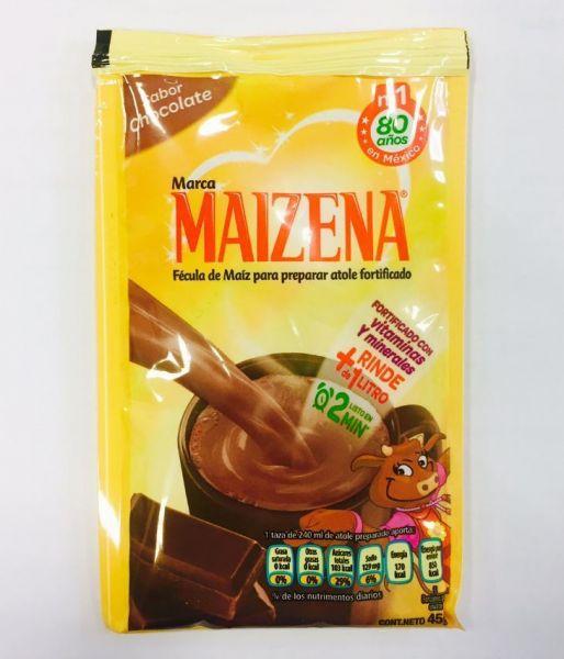 Atole Marca Maizena Sabor Chocolate 47 g
