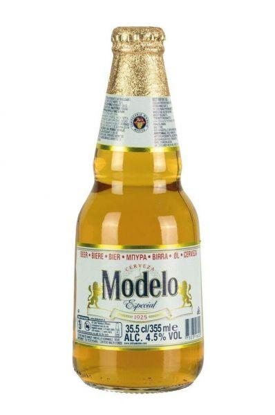 Modelo Bier Especial, 355 ml, 4,5 % Vol.
